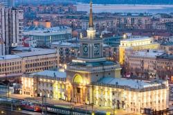 В Волгограде к реконструкции готовится железнодорожный вокзал