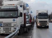 В Волгограде ограничили движение для фур