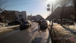 В Волгограде автоледи сбила школьницу