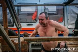 В Волгограде продолжаются крещенские купания