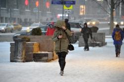 В ближайшие часы в Волгограде ожидается шквалистый ветер