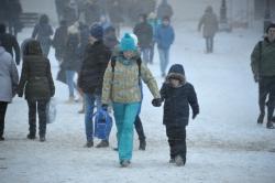 В Волгоградской области пройдет сильный снегопад