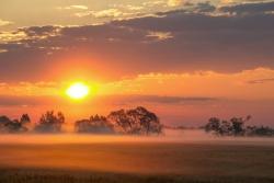 В Волгограде на следующей неделе ожидается потепление