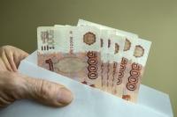 Треть россиян получают зарплату «в конверте»