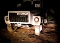 Под покровом ночи водитель ГАЗа сливал отходы в Дзержинском районе
