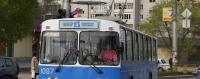В Волгограде троллейбусу № 15а изменили конечную и время первого рейса