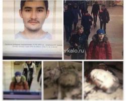 Эксклюзив: Появились фото взорванного смертника в Санкт-Петербурге. 18+
