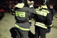 Под Волгоградом из-за неосторожного обращения с огнем едва не погибли двое мужчин