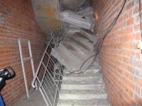 В Саранске под обломками лестничного марша погибли 3 человека
