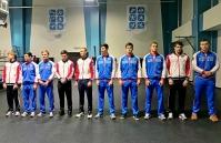 Состав сборной России по боксу на ЮЧМ – 2018