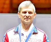 Юрий Шварц выиграл ЧМ – 2018 среди ветеранов