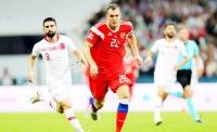 Россия - Турция - 2:0 (1:0).