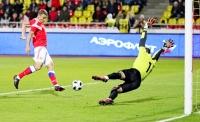 Россия - Македония - 5:1 (3:0).