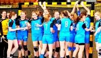 Девять волгоградских гандболисток сыграют в составе сборной России U-18