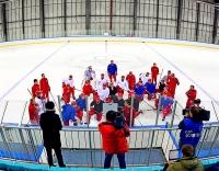 Замена в составе мужской сборной России