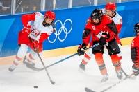 Канада - Россия - 5:0 (0:0, 3:0, 2:0).