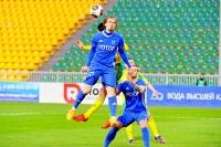 «Кубань» (Краснодар) – «Ротор-Волгоград» - 2:1 (1:0).