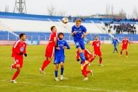 «Ротор-Волгоград» - ФК «Тамбов» - 1:0 (0:0).