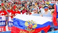 Россия – Египет - 3:1 (0:0).