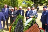 Делегации РФС и DFB возложили в Сочи цветы к Вечному огню