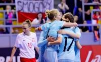 Польша - Россия - 2:4 (1:2).