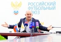 Главный тренер национальной сборной России по футболу Станислав Черчесов