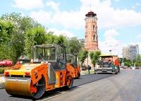 В Волгограде до конца недели сделают улицу Володарского