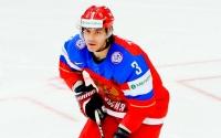 Защитник питерского СКА Андрей Зубарев