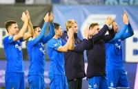 Московское «Динамо» вернулось в Премьер-лигу