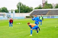 Есипов провел первую тренировку с командой