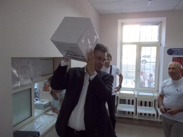 Волгоградский ОНФ проверил работу поликлиник