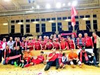 «Красные дублеры» победители Высшей лиги