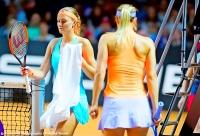 Младенович выбила Шарапову в полуфинале