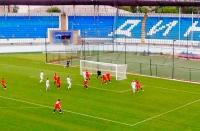 «Легион Динамо» (Махачкала) – «Ротор-Волгоград» - 2:5 (0:4).