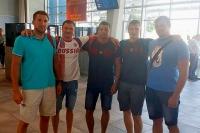 Волгоградцы отправились в национальную сборную страны