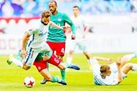 «Локомотив» (Москва) – «Зенит» (Санкт-Петербург) - 0:2 (0:1).