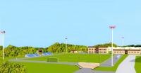 В Волгограде скоро откроют стадион «Нефтяник»