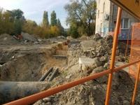 Разрытые по городу «Концессиями теплоснабжения» траншеи останутся такими до декабря