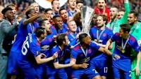«Красные дьяволы» выиграли Лигу Европы УЕФА