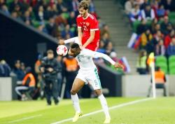 Россия – Кот-д'Ивуар - 0:2 (0:1)