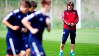 Россия U-16 сыграет на турнире развития УЕФА