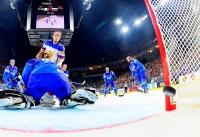 Италия - Россия - 1:10 (0:2; 1:3; 0:5).