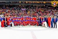 Сборная России обладатель бронзовых наград  Чемпионата мира - 2017