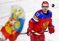 Россия - Латвия - 5:0 (2:0; 2:0; 1:0).