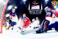 Россия - Словакия - 6:0 (3:0; 2:0; 1:0).