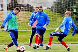 Футболисты сборной России пройдут тест на допинг