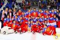 Россия U-18 – бронзовый призер ЮЧМ – 2017