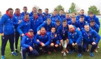 Россия U-18 – победитель «Slovakia Cup»