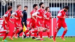 Россия U-19 дважды уступила Грузии