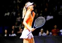 Мария Шарапова вышла в полуфинал турнира в Штутгарт